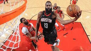 Rockets rekor kırdı NBAde...