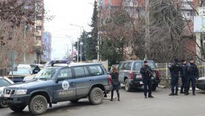 Sırbistanda imama çirkin saldırı