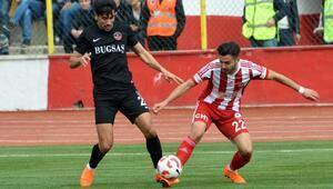 Kahramanmaraşspor - Bugsaş Spor:1-1