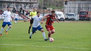 Kastamonuspor 1966 - Sarıyer:0-1