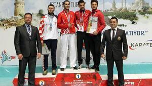 Balkan Karate Şampiyonasında Türkiye 8 madalya kazandı
