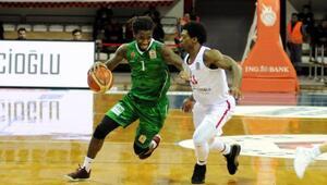 Gaziantep Basketbol- Yeşil Giresun Belediyespor: 79-78