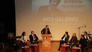 Müslüm Gürses, 'Ali Kırca ile Hayat Meydanı'nda anıldı