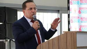 AK Parti Narlıderede Bilgi ile devam dedi