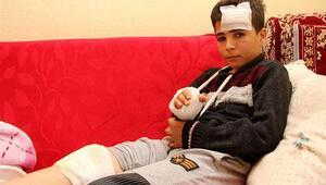 Emirhan'ın düştüğü servisin şoförü gözaltına alındı