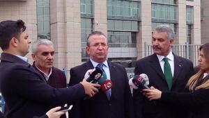İstanbul Taksiciler Esnaf Odası Başkanı Aksu hakkında suç duyurusu (1)