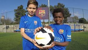 Rüştü Reçber, Ali Koç ve Kameninin çocukları Barcelonada
