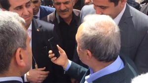 Bakan Fakıbaba ve Eroğlu telefonda böyle pazarlık yaptı