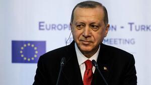 Cumhurbaşkanı Erdoğan: Zorlu bir dönemi geride bırakmış olmayı umuyoruz