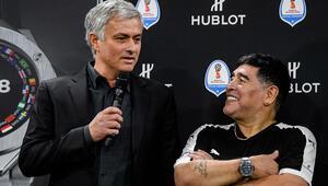 Diego Maradona hem başkanlık yapacak hem de hocalık