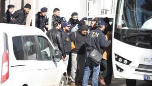 İzmirde Riena saldırısı davasında 10 kadın sanığa tahliye