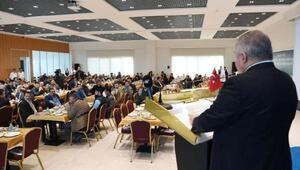 Kayseri OSBde Türk Ticaret Merkezleri toplantısı