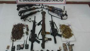 Pülümür Vadisinde PKKlı teröristlerle çatışma (5)