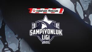 Vodafone FreeZone Şampiyonluk Ligi'nde mevsim finalistleri belli oldu