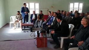 Hasanbeyli'de güvenlik ve halk toplantısı
