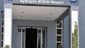 Şehitler, Tümgeneral Aydoğan Aydının adının verildiği müzede ölümsüzleşti