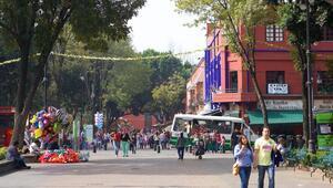 Yeşil kokulu kent: Coyoacan