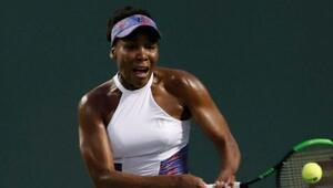 Venus Williams Miamide elendi