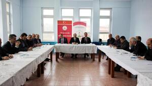 Yalova'da merkez ortaokul müdürleri toplantısı yapıldı