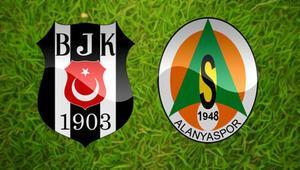 Beşiktaşın konuğu Aytemiz Alanyaspor