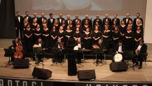 Zeki Müren şarkıları Nevasel Türk Müziği Topluluğunun yorumuyla buluştu