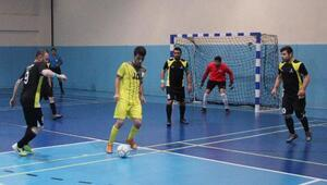Futsal 1. Lig ve 2. Lig müsabakaları devam ediyor
