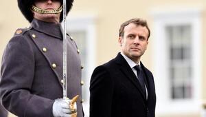 Macron, 'Fransız' kaldı