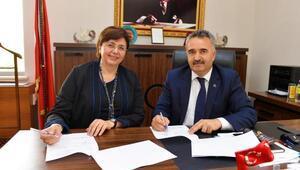 Osmaniyede eğitim işbirliği
