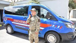 Down sendromlu Ahmet Canın askerlik hayali gerçek oldu