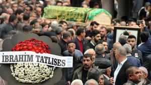 'Zaza Şehmus'u binlerce kişi uğurladı