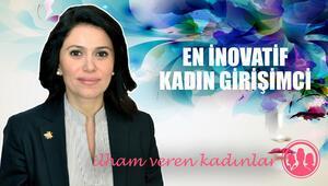 En inovatif kadın girişimci…
