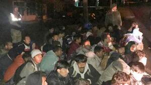 Vanda jandarmadan başarılı operasyon: 106 kişi yakalandı