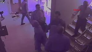 Gezgin hırsızlar ayakkabı çalarken yakalandı