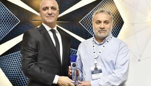 OSB en iyi projeleri ödüllendirdi