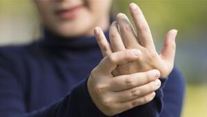 Parmaklarda çıtlama sesi nereden geliyor