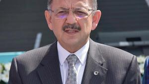 Bakan Özhaseki: Teröristlere cesaret, akıl ve silah verenler, şimdi arabuluculuğa soyundu