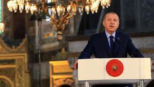 Cumhurbaşkanı Erdoğan: Çatlayın patlayın AKMyi yıktık...