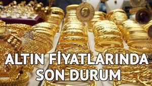 Çeyrek altın ve gram altın fiyatları ne kadar oldu Altın müşterisi hangi yatırımı tercih ediyor