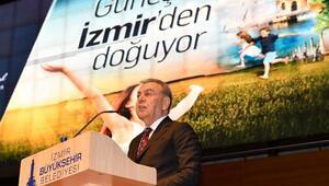 Aziz Kocaoğlu 14 yılda İzmirde yapılanları anlattı