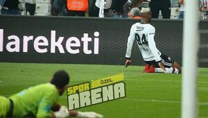 Beşiktaş Talisca ile zirveye tutundu