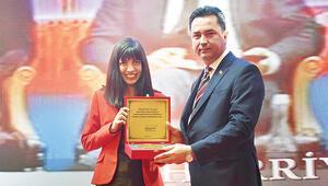 Hürriyet'e 'Emek Dostu' ödülü