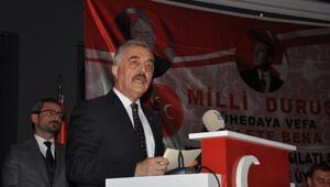 MHPli Büyükataman: Cumhur İttifakı Cumhuriyetin iradesidir