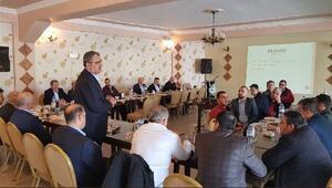 AK Partili Konuk: Karaman, Türkiyenin kalkınan ili olacak