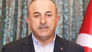 Çavuşoğlu'ndan ABD'ye: 'O para geri dönüş için harcanmalı'