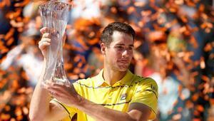 Miami Açıkta şampiyon Isner