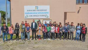 'Leylek Köyü' Eskikarağaç'ta kongre turizmi