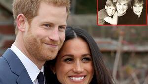 Müthiş iddia Prenses Diana da düğüne katılacak