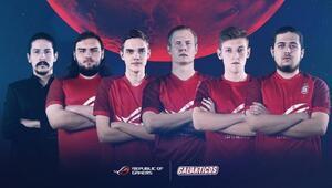 ASUS Republic of Gamers, Galakticos Espor'un teknoloji sponsoru oldu