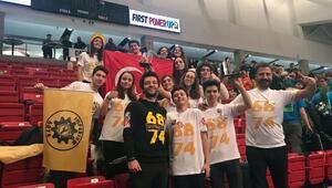 Türk öğrencilerin robotu ABDde 2 ödül kazandı