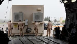 ABD ordusu 39 tonluk zırhlı silah deposunu İncirlikten götürdü